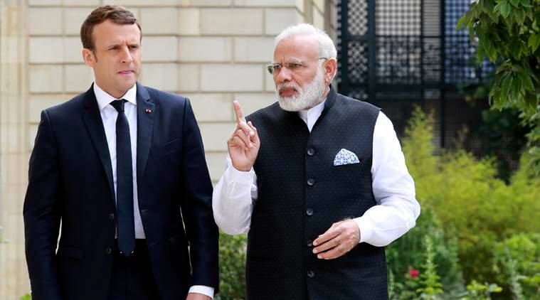 France to deepen ties with India in Indian Ocean Region