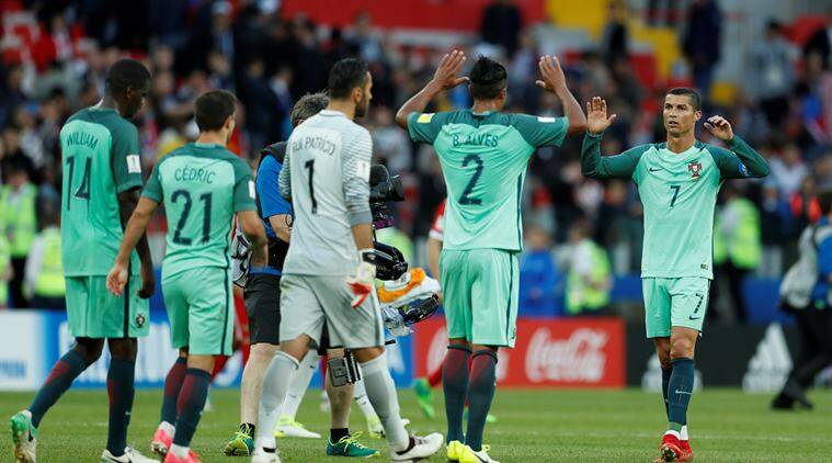 confederations cup, confederations cup fixtures, confederations cup results, portugal, russia, mexico, germany, chile, football, indian express