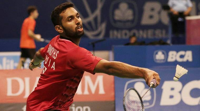 HS Prannoy, Commonwealth Games, Asian Games, Premier Badminton League