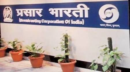 Information and Broadcasting Secretary Amit Khare said a three-year plan has been approved by the government to develop the infrastructure of Prasar Bharati at an expenditure of Rs 1,054 crore.