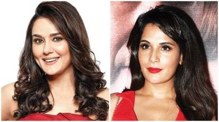 Richa Chadha on her character's resemblance with Preity Zinta: I don't think she will have a problem with Inside Edge