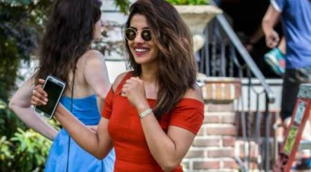 Priyanka Chopra starts shooting next Hollywood film, co-stars with Big Bang Theory's Sheldon Cooper. See photos