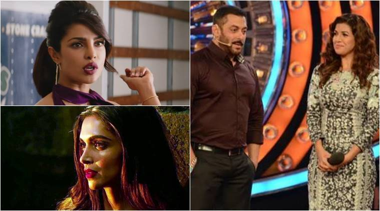 priyanka chopra, deepika padukone, salman khan, nimrat kaur, bollywood celebrity photos