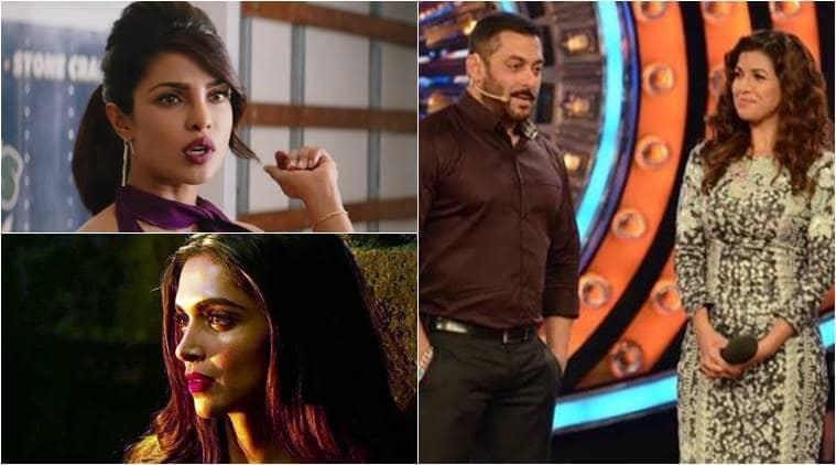 priyanka chopra, deepika padukone, salman khan, nimrat kaur, bollywood celebrity photos