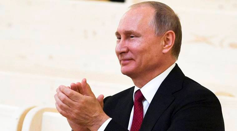 I Am Not A Woman So I Don T Have Bad Days Vladimir Putin In The Putin Interviews World News The Indian Express