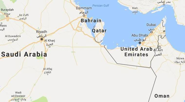 Qatar starts shipping cargo through oman to bypass gulf rift the qatar ties cut off qatar qatar isolation sea route qatar oman publicscrutiny