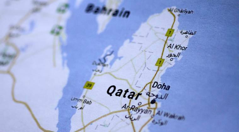 Qatar, Arab countries cut ties, Oil, indian express news