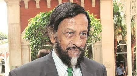 Plea in Delhi HC against hearing RK Pachauri's Rs 1 crore suit invacation