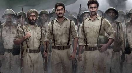 Raag Desh poster: Tigmanshu Dhulia's film recreates INA trials during World War II