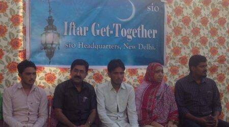A get-together of lynch mob victims and a missing student'smother