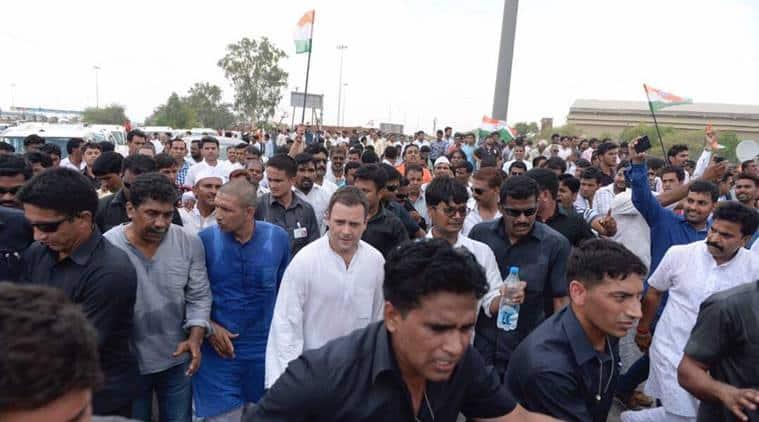 RAhul Gandhi, RAhul Gandhi arrest, RAhul Gandhi Madhya Pradesh, RAhul Gandhi Mandsaur, RAhul Gandhi farmers,