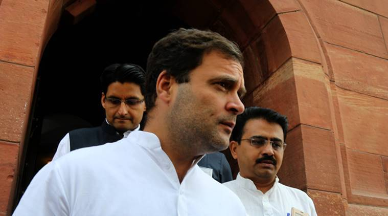 Rahul Gandhi, Congress Vice President Rahul Gandhi, Rahul Gandhi Foreign Vacation, Rahul Gandhi Backs Foreign Vacation, India News, Indian Express, Indian Express News