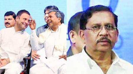 Parameshwara in seat, Siddaramaiah carries Congress hopes