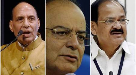 BJP sets up 3-Minister Presidential poll panel with Arun Jaitley, Venkaiah Naidu, Rajnath Singh