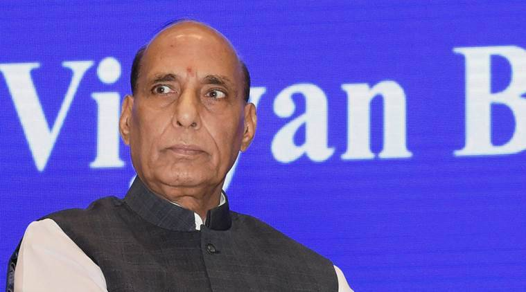 rajnath singh, kashmir, jammu kashmir, rajnath singh islamic state, india news