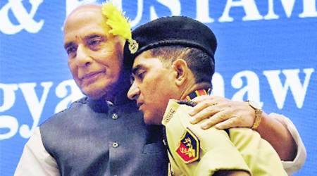 Infiltration has dipped after surgical strikes: RajnathSingh