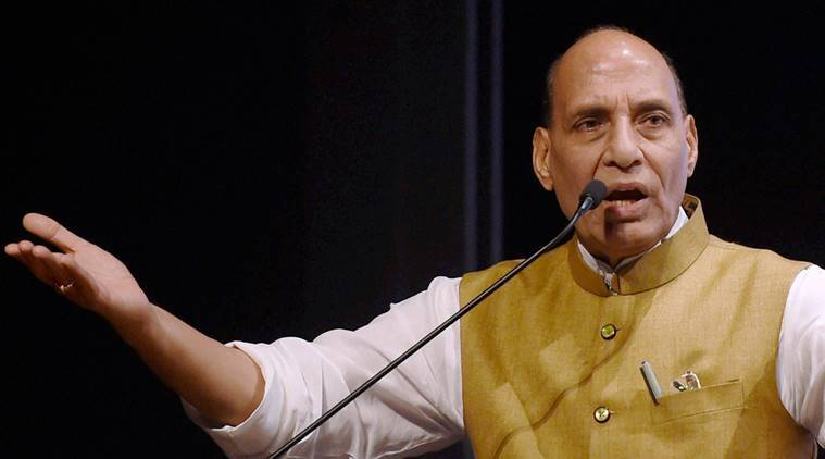 rajnath singh, eid celebrations, eid in kashmir, kashmir valley, peace in kashmir, kashmir violence, eid greetings