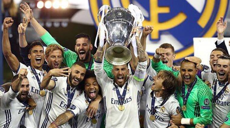 Real madrid, madrid, real, real vs juventus, juventus, uefa champions league, champions league final, champions league 2017, football, indian express