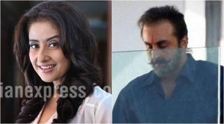 Sanjay Dutt's Biopic: Manisha Koirala finishes shooting for Ranbir Kapoor starrer