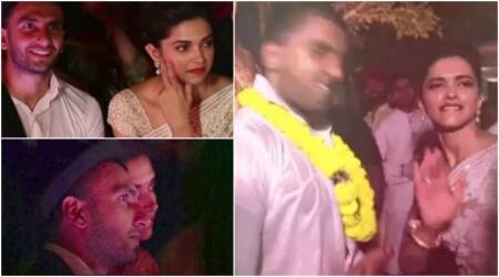 Ranveer Singh, Deepika Padukone are dancing like no one is watching at a friend's wedding. See throwback photos, videos