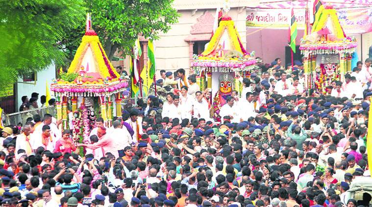 Image result for Rath Yatra Ahmedabad