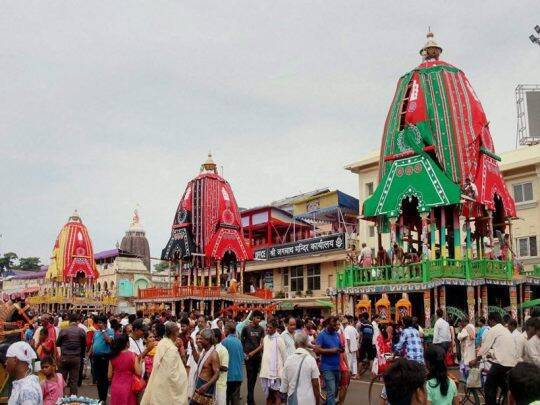 PHOTOS: Rath Yatra 2017: Devotees across India celebrate ...