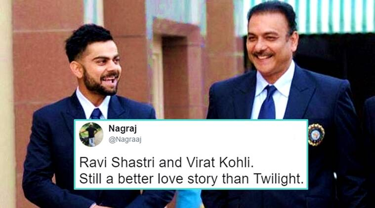 ravi shastri, anil kumble, virender sehwag, india head coach, indian cricket team, indian team cricket head coach, indian express, indian express news