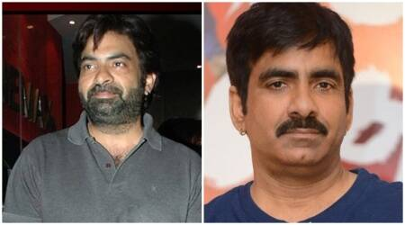 Telugu star Ravi Teja's brother Bharath dies in an accident