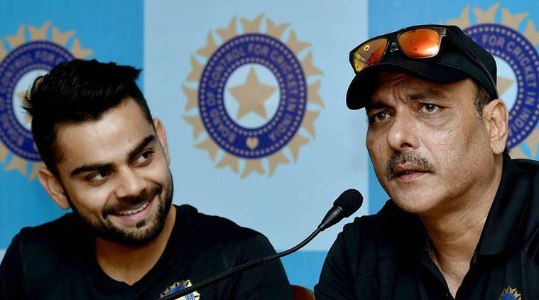 Ravi Shastri, India coach, Anil Kumble, Sudhir Naik, Cricket, Indian Express, Virat Kohli