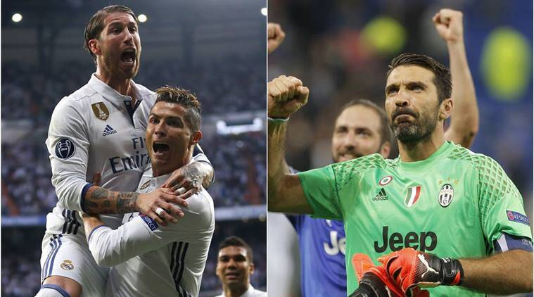 real madrid vs juventus live score