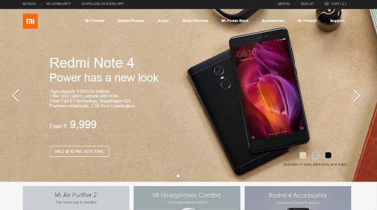 Xiaomi, Xiaomi Redmi Note 4, Xiaomi Redmi Note 4 sale, Xiaomi Redmi Note 4 India price, Xiaomi Redmi Note 4 price in India