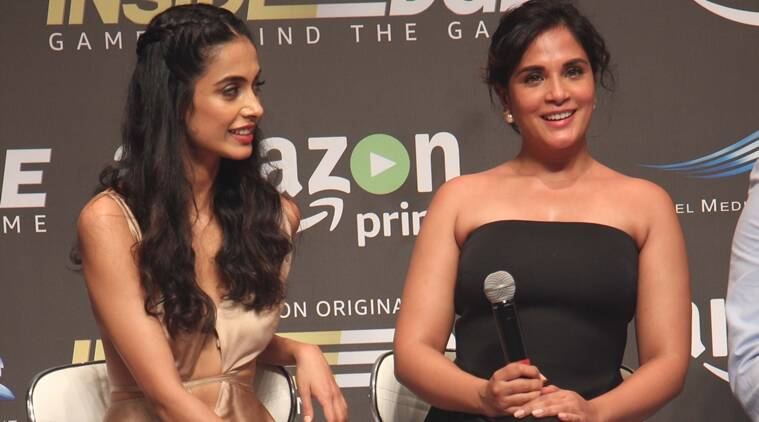 Richa Chadha, inside edge, Richa Chadha films, Richa Chadha movies