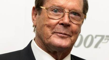 James Bond star Roger Moore's life celebrated with a private memorial by hisfamily