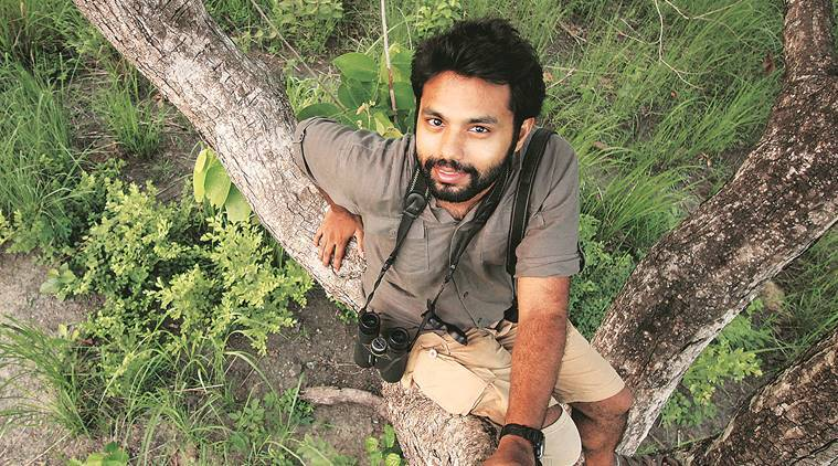 Rohan Chakravarty, cartoonist, WWF International President's Award, indian express talk