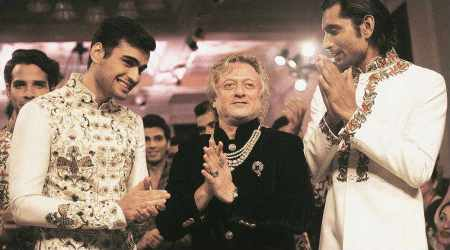 rohit bal, designer, fashion, chandi chowk, rohit bal and plagiarism, Indian express, Indian express news