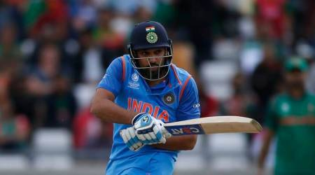 ICC Champions Trophy 2017: Rohit Sharma credits his balance for summer spree
