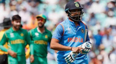 India vs Pakistan: Mohammad Amir rattles India top-order in ICC Champions Trophy 2017 final