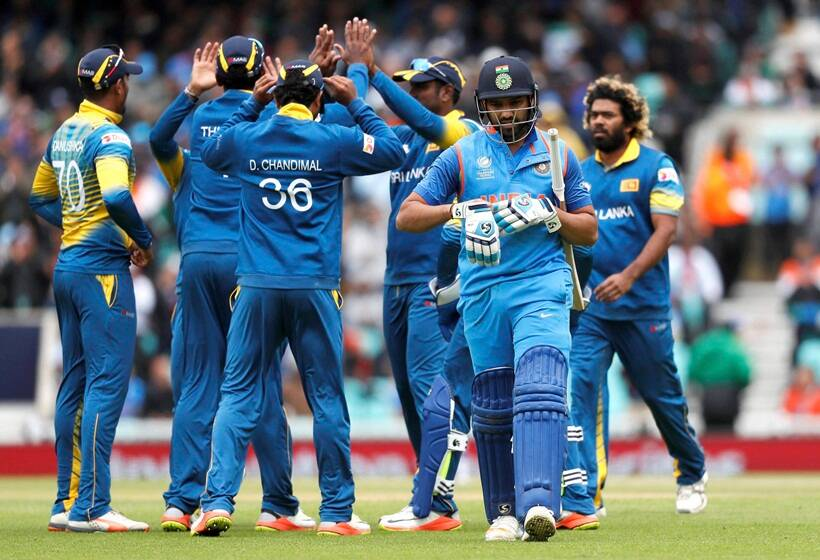 Sri Lanka's epic run chase stuns India