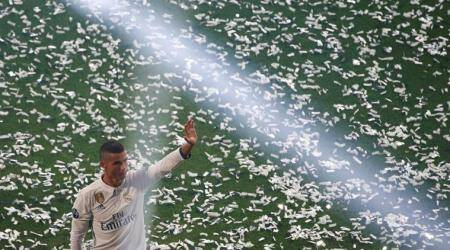 Want to repeat title winning honours at Real Madrid, says Cristiano Ronaldo