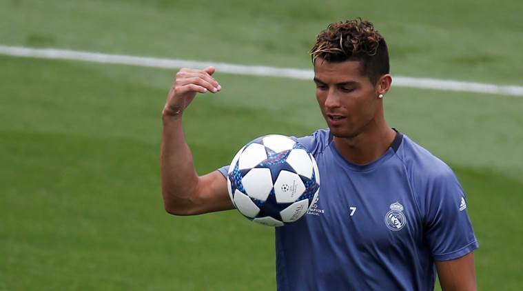 real madrid, cristiano ronaldo, ronaldo, juventus vs real madrid, juve vs real, champions league, champions league final, football, sports news, indian express