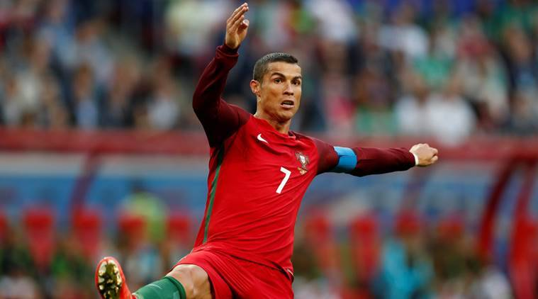 cristiano ronaldo, ronaldo, real madrid, manchester united, chris smalling, Gianluigi Donnarumma, transfer rumour, football, indian express