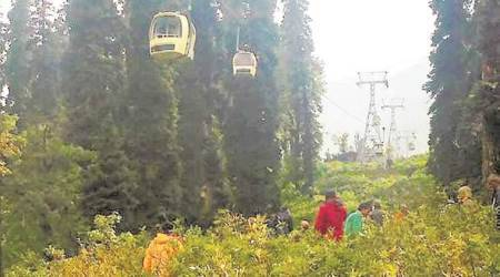Technical snag hits Jammu ropeway during mock drill, 2 people killed