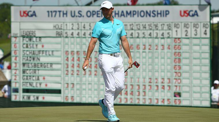 Dustin Johnson, Rory McIlroy, Jason Day, U.S. Open, Zach Johnson