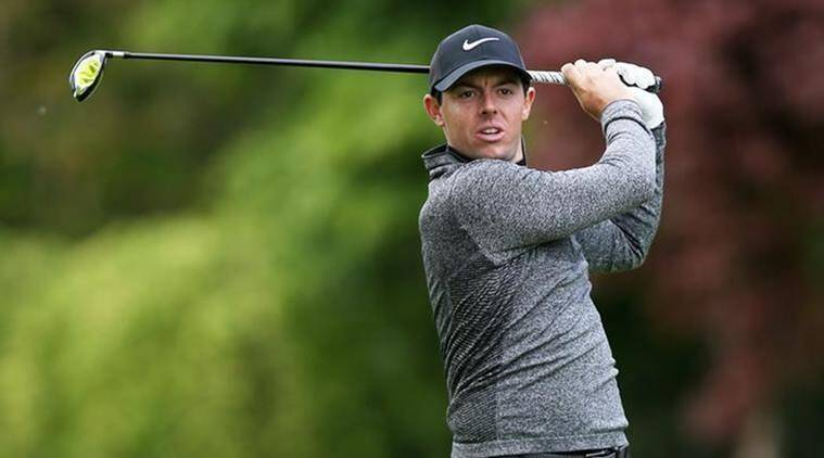 Rory McIlroy, Rory McIlroy rib injury, Indian Express