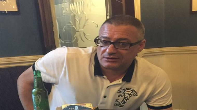 London Bridge attack, Milwall fan, football fan, Roy larner, London attack