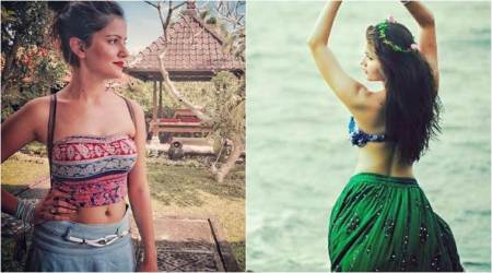 TV bahu Rubina Dilaik turns a muse for  photographer beau during vacation, see photos
