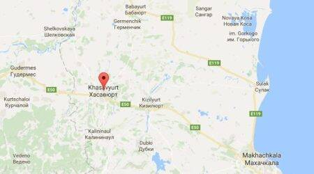 Russia kills 2 suspected militants in the North Caucasus