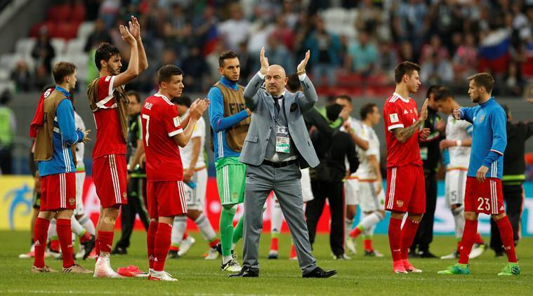 Fifa World cup, 2018 football world cup, Russia, Stanislav Cherchesov
