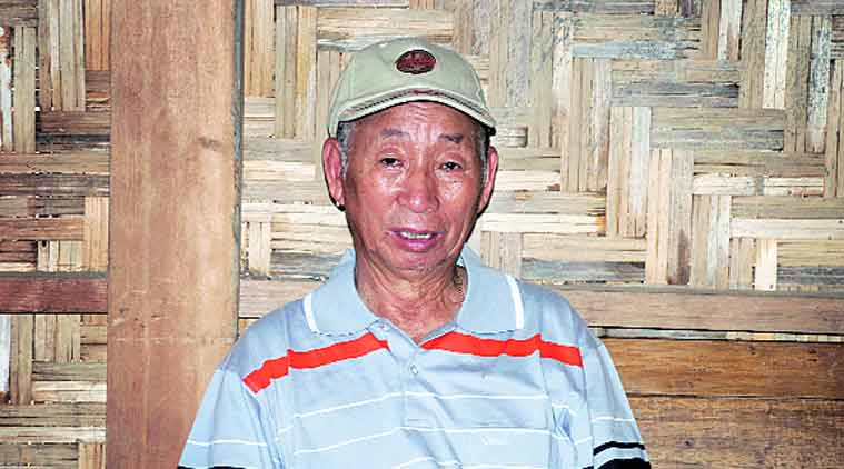 'Konyak to take over as new chairman of NSCN-K'