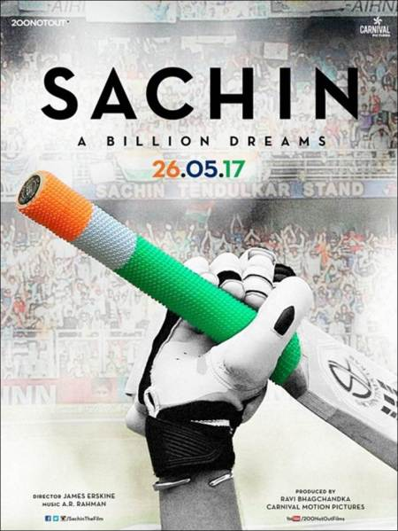sachin a billion dreams box office collection,